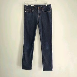 Gap Dark Wash Always Skinny Jeans Size 28R